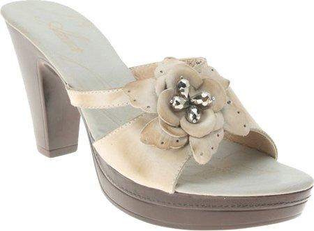 Azura Kvinna Hawall Sandaler Beige Läder
