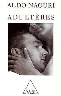 Adultères par Naouri