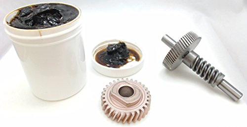 Kitchenaid Mixer Worm Follower Gear 9706529 Worm Gear 9709231 Amp 3 5 Oz Grease Buy Online In Mongolia At Mongolia Desertcart Com Productid 14911690