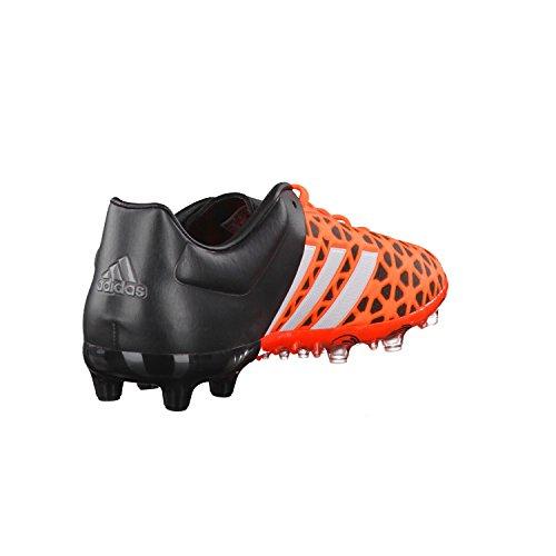 adidas Kinder Fussballschuhe ACE 15.1 FG/AG Jr solar orange/ftwr white/core black 37 1/3