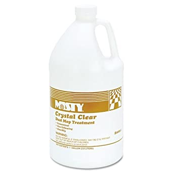 Misty R8114 Dust Mop Treatment, Attracts Dirt, Non-Oily, Grapefruit Scent, 1gal (Case of 4)
