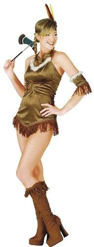 Sofias para mujer nativo americano Pocahontas Gay con el disfraz ...