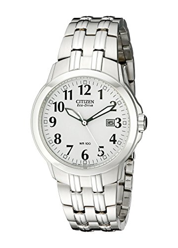Citizen BM7090 51A Classic Stainless Eco Drive