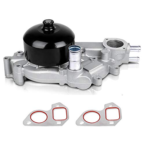 Water Pump with Gaskets For Chevrolet Camaro/Corvette and Pontiac Firebird/Gto Small Block Gen III/IV (LS-based Engines) V8 5.7L/350 6.0L/364 252-846