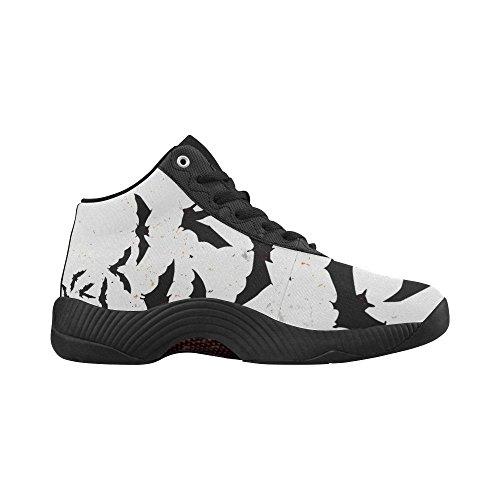D-story Bat Basketskor Löparskor Ökar Sneakers