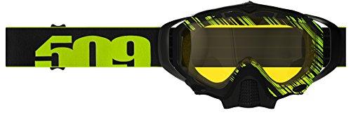 509 Sinister X5 Goggle - Black Hi/Vis -  F02001900-000-501