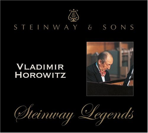 Steinway Legends by HOROWITZ,VLADIMIR