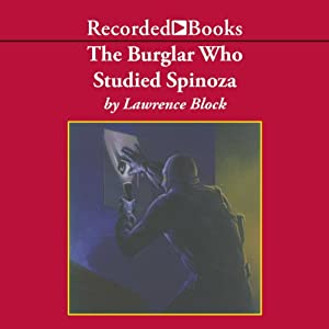 The Burglar Who Studied Spinoza Audiobook