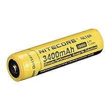 Nitecore NL189 18650 Li-Ion Battery for TM EC2 MT2C/25/26/40 MH2C/25/40 SRT5-7