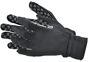 Manzella Men's Vapor Glove (Black, Medium)