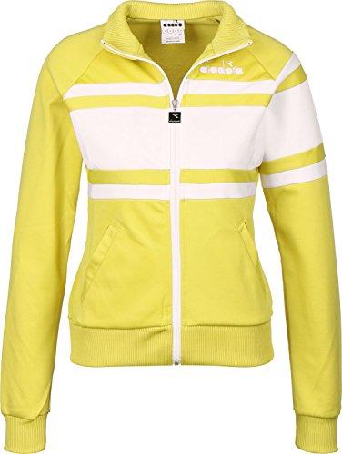 L Para optical Acacia Mujer Diadora 80s Whit Jacket Chaqueta Green nBRZq47
