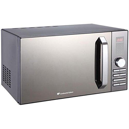 Microondas con grill, 23L, 800 W, combinado con grill 1200 W ...