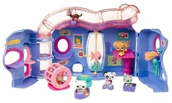 Amazon.com: Littlest Pet Shop Little Lovin' Pet Playhouse