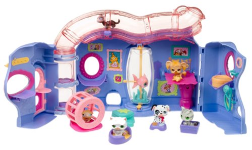 Littlest Pet Shop Little Lovin' Pet Playhouse -