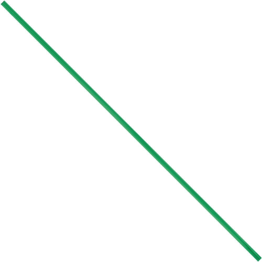 BOX USA BPLT6G Plastic Twist Ties, 6'' x 5/32'', Green (Pack of 2000)