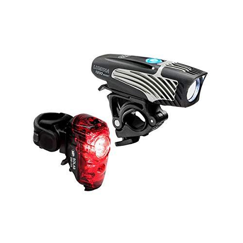 - NiteRider Lumina 1200 Boost Headlight/Solas 250 Tail Light Combo