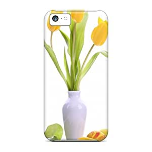 ZpH717Fhwq Anglams Tulip Flowers Durable Iphone 5c Flexible Soft Case