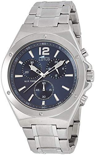 LOTUS Watch Quartz 10118/31J Men's [Regular Imported Goods]