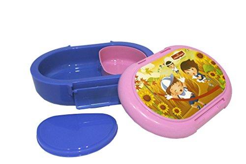 Princeware Feast Insulated Kids Tiffin Box, Multicolored