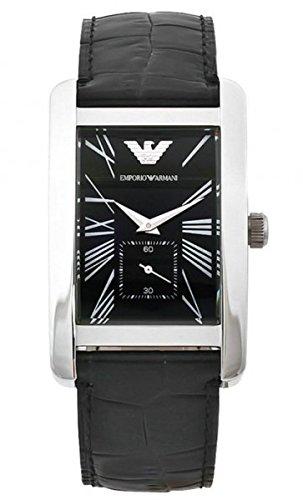 Emporio Armani Hombre Cronógrafo Cuarzo para Reloj AR0143: Amazon.es: Relojes