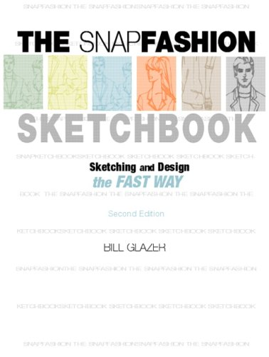 The Snap Fashion Sketchbook (2nd Edition)