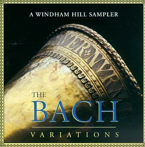 The Bach Variations: A Windham Hill Sampler by Windham Hill Records