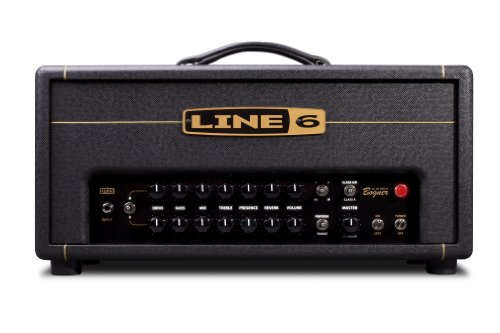 Line 6 99-021-0716 DT25 25W/10W Guitar Amplifier Head 25w Tube Guitar