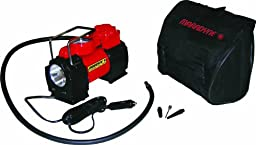 Maradyne MJJ150 150 PSI Junior Jet Air Pump with Carry Bag and Accessories