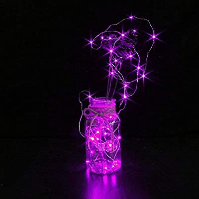 CYLAPEX 2032 Battery Operated Fairy Lights