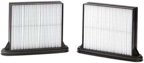 Bosch VAC012 Vaccum Air Filters Pack of 2