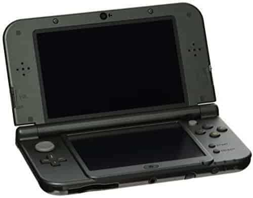 Nintendo New 3DS XL Console - Black (Renewed)