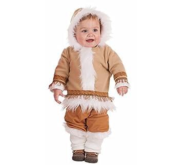 LLOPIS - Disfraz Bebe Esquimal: Amazon.es: Juguetes y juegos