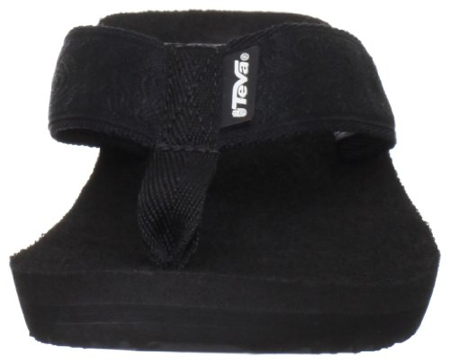 nbsp;pour Wedge Femme Mush Out 2 Teva Motif Black Mandalyn PxIAw