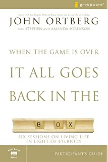 When The Game Is Over, It All Goes Back In The Box - Isbn:9780310295495 - image 2