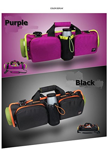 Yoga Mat Bag With Pockets To Hold Your Other Supplies