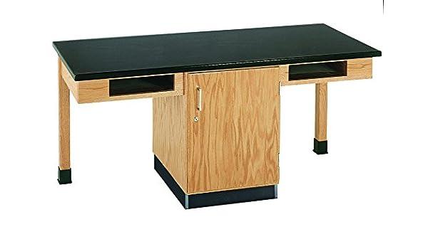 Diversified Woodcraft C2106k Uv Finish Solid Oak Wood 2