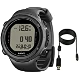 Suunto D4i Novo Dive Watch with USB PC Download Kit