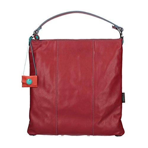 Gabs Sofia shoulder bag trasformable escudo red