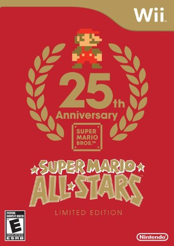 afe70fd79b79 Amazon.com  Super Mario All Stars  Limited Edition  Video Games