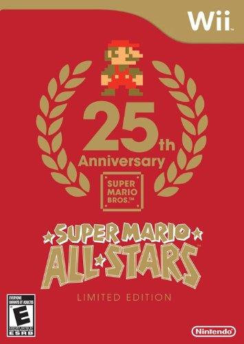 super mario all stars 25th anniversary edition walmart