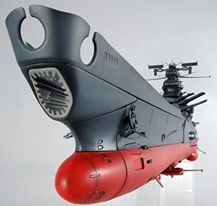Mechanic Model 1/350 Space Battleship YAMATO