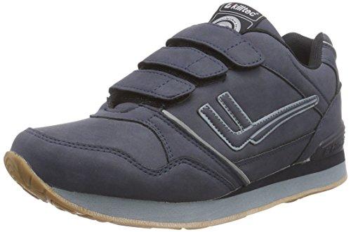 Adults' Shoes Outdoor Rossi Killtec Blue Multisport Velcro Blau Unisex Dunkelnavy 00814 Hta4Yq