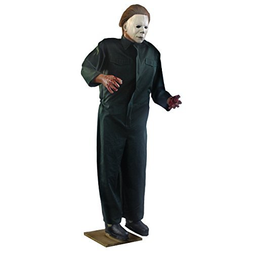 Halloween II Trick or Treat Stuidios: Michael Myers Standing Prop