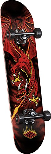 Powell Golden Dragon Beginner Skateboard for Adults