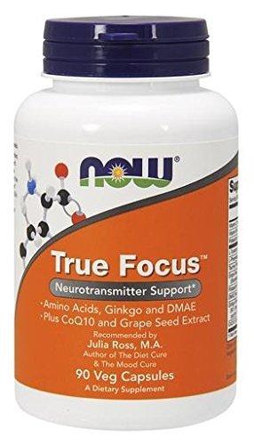 NOW True Focus Veg Capsules product image
