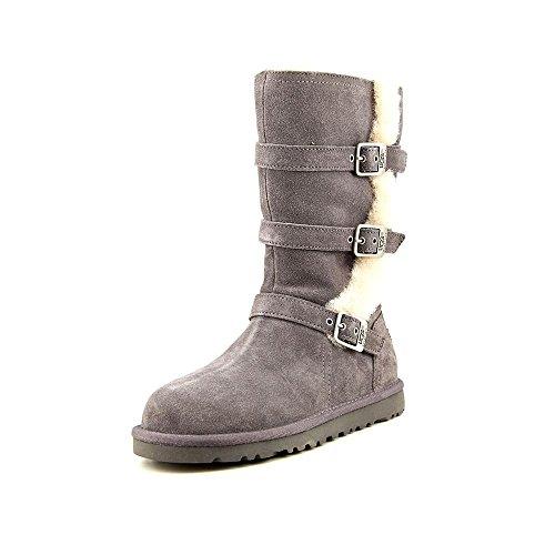 UGG Australia Kids Maddi Boot Charcoal Size 3