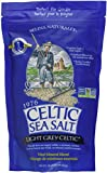 Light Grey Celtic Sea Salt 1 Pound Resealable Bag