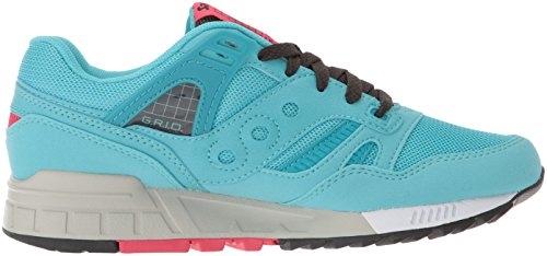 Originali Saucony Mens Sneakers Griglia Sd Blu