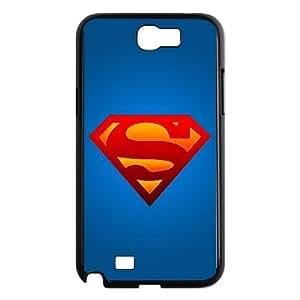 Samsung Galaxy N2 7100 Cell Phone Case Black Superman 002 Delicate gift JIS_356534