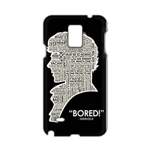 Bored man 3D Phone Case for Diy For Touch 4 Case Cover